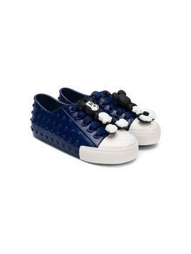 Mini Melissa mickey mouse sneakers - Blue