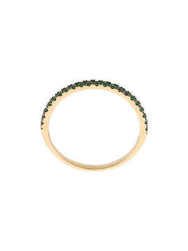 Khai Khai Stack Thread band ring - Metallic