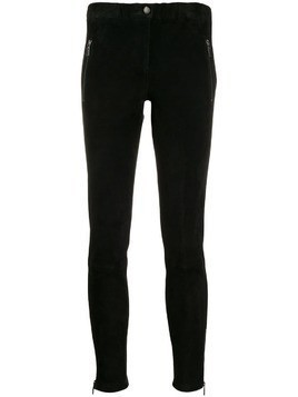 Arma classic skinny-fit trousers - Black
