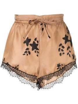 Macgraw St Clair shorts - Brown