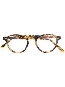 Lesca Sosi 93 glasses - Brown