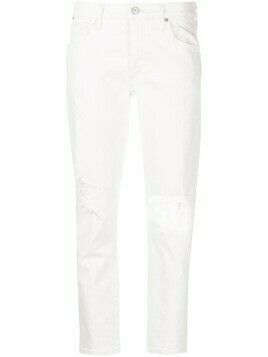 Citizens of Humanity Emerson straight-leg jeans - White