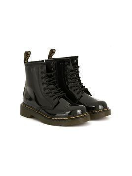 Dr. Martens Kids 1460 lace-up boots - Black