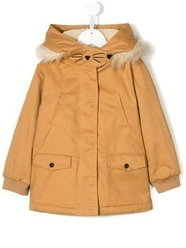 Emile Et Ida winter parka - Neutrals