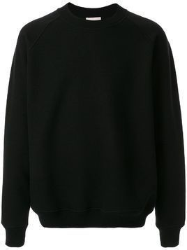 Margaret Howell crew neck jumper - Black