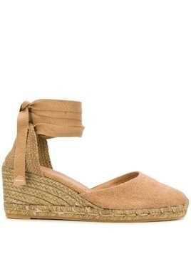 Castañer Tostado wedges - Brown