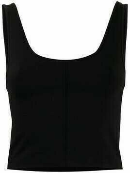 3.1 Phillip Lim Everyday cropped tank top - Black