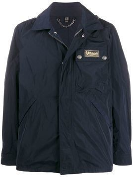Belstaff Weekender water-repellent jacket - Blue