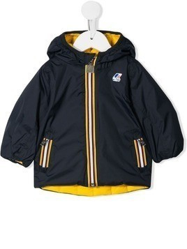 K Way Kids Jacques Thermo Plus jacket - Yellow