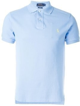 Polo Ralph Lauren embroidered logo polo shirt - Blue