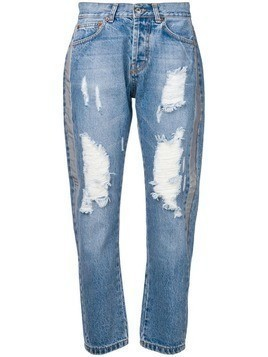Forte Dei Marmi Couture distressed jeans - Blue