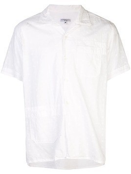 Engineered Garments boxy-fit shirt - White