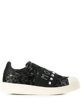 Moa Master Of Arts Imaculate studded sneakers - Black