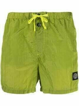 Stone Island shell shorts - Green