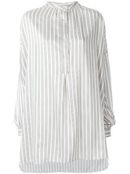 Isabel Marant Idoa striped tunic - Neutrals