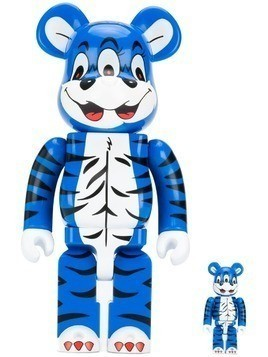 Medicom Toy x Kidill Be@rbrick bear toy - Blue