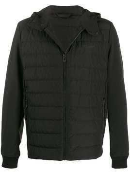 Belstaff Nevis hooded down jacket - Black