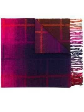 Paul Smith Andromeda scarf - PURPLE