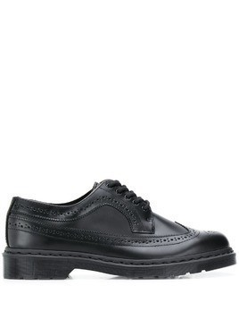 Dr. Martens leather Derby shoes - Black