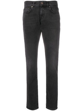 6397 tapered jeans - Black