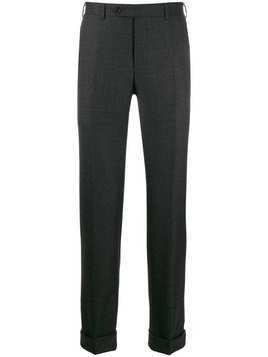 Canali tailored trousers - Grey