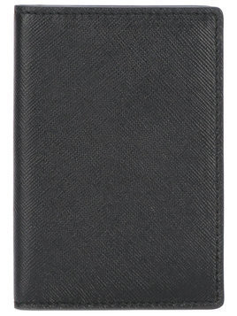 Common Projects - cardholder wallet - Herren - Calf Leather - One Size - Black