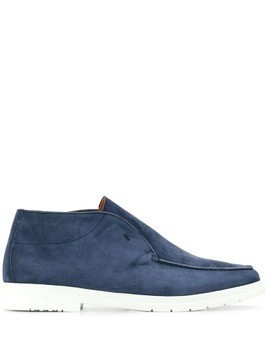 Andrea Ventura slip-on loafers - Blue