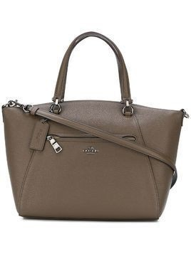 Coach Prairie satchel bag - Brown
