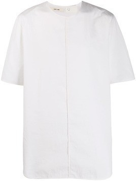 Damir Doma oversized short-sleeved shirt - Neutrals