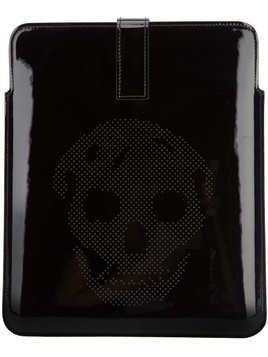 Alexander McQueen tablet sleeve - Black