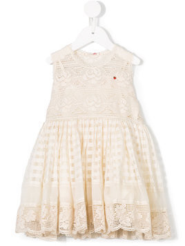 Pero Kids crochet dress - D35