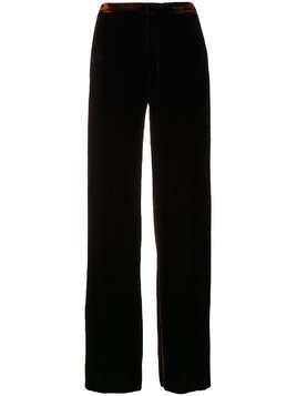 Ms Min Rudy trousers - Brown
