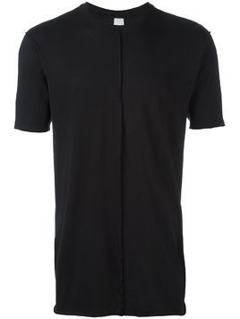Damir Doma ribbed detail T-shirt - Black