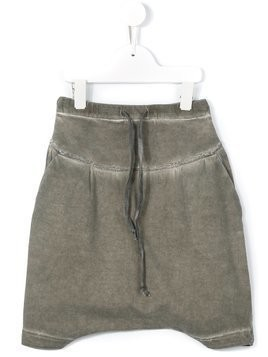 Lost And Found Kids slouchy shorts - Grey