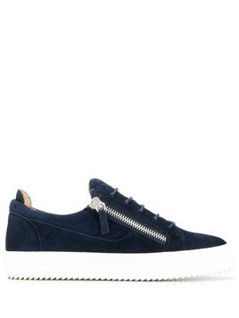 Giuseppe Zanotti low-top sneakers - Blue