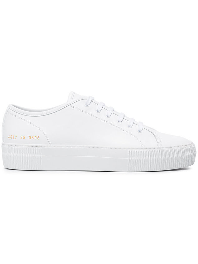Common Projects Tournament Low Super sneakers - White