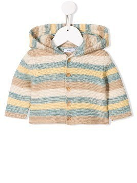 Knot Cooper knitted cardigan - Brown