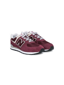 New Balance Kids TEEN 574 Core sneakers - Red