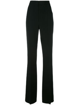 Dsquared2 slim flared trousers - Black