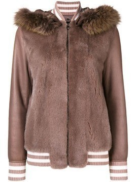Cara Mila Zia jacket - Brown