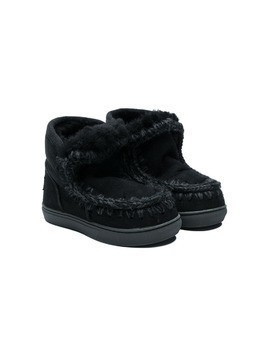 Mou Kids Eski snow boots - Black