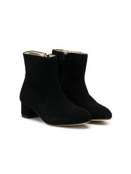 Gallucci Kids classic ankle boots - Black