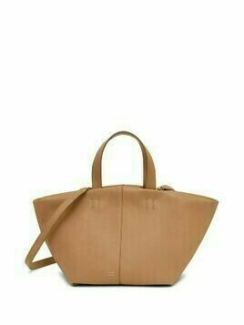 Mansur Gavriel Tulipano bag - Brown