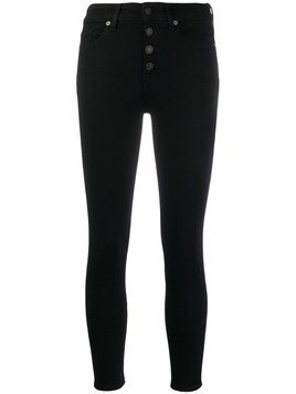 7 For All Mankind Aubrey skinny jeans - Black
