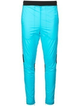 Koché colour block leggings - Blue