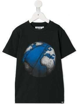 Molo TS Football T-shirt - Black