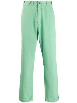 Levi's Vintage Clothing twill trousers - Green