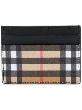 Burberry Sandon classic card holder - Black