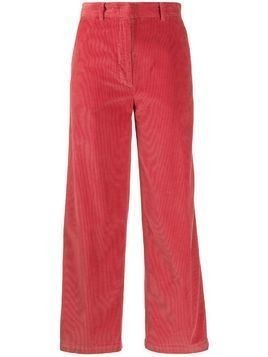 Aspesi wide leg trousers - PINK