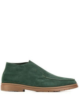 Andrea Ventura slip-on loafers - Green